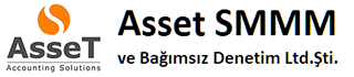 ASSET SMMM VE BAĞIMSIZ DENETİM LTD. ŞTİ.